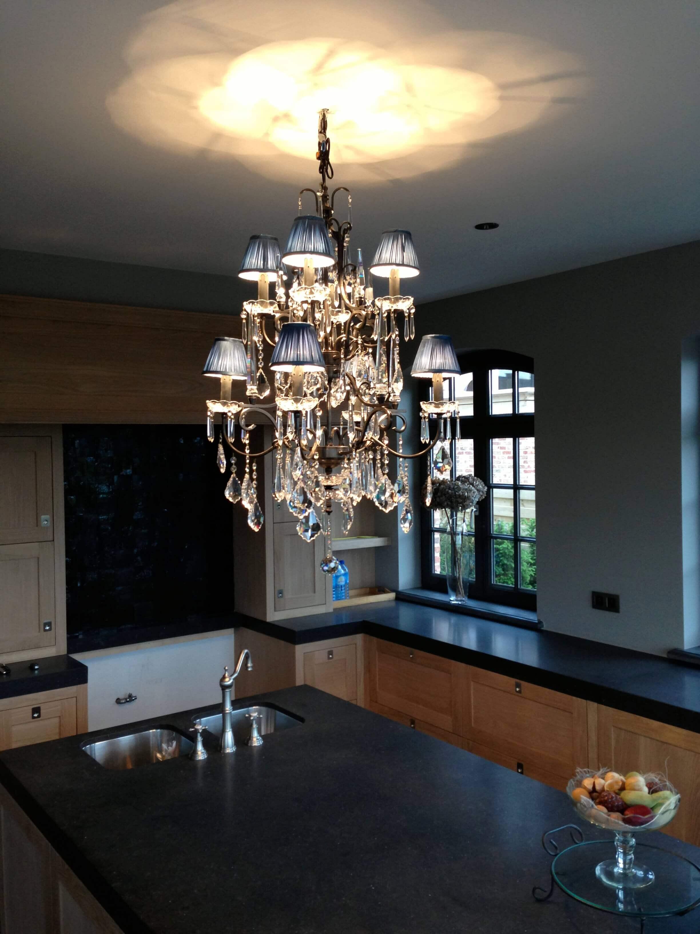 Badkamer en keuken I Asse - MVL verlichting