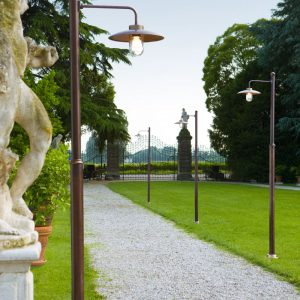 Landelijke verlichting Aldo Bernardi nabucco paal