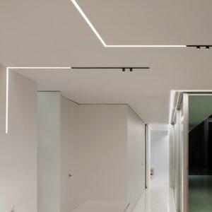 architecturale verlichting flos running magnet flos running magnet