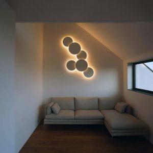 Vibia-puck-wall-art-design-verlichting