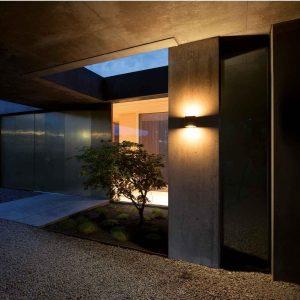 Moderne buitenverlichting ip44 gap